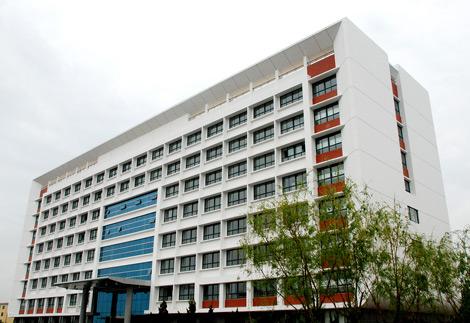 烟台雷电竞下载高级职业学校教学楼工程
