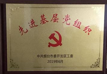 2019年先进基层党组织